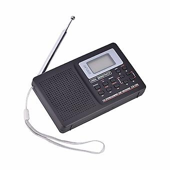 Am/sw/lw/tv/fm- Radio Sound Full Frequency Receiver Receiving Fm Radio With