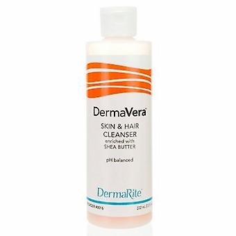 DermaRite Shampoo and Body Wash Scented, 7.5 Oz