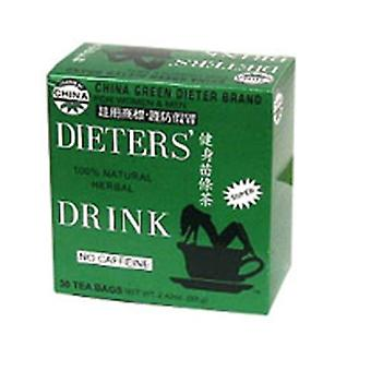 Uncle Lees Teas Dieters Tea for Weight-Loss, 18 CT