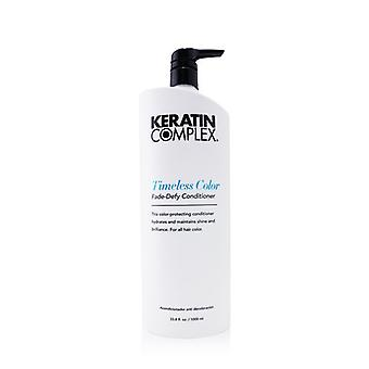 Keratin Complex Timeless Color Fade-Defy Conditioner 1000ml/33.8oz