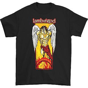 Lamb Of God als de paleizen Burn T-shirt