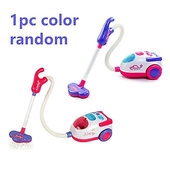 Simulation With Vacuum Cleaner Tool, Girls Play House Toys- Hygiene Appliances
