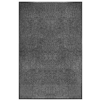 vidaXL Wycieraczka Zmywalna Antracyt 120x180 cm