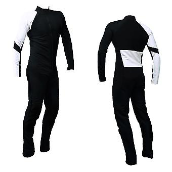 Freefly skydiving suit black-white se-09