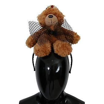 棕色泰迪熊金水晶 d82702935