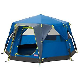 Coleman blue octago 3 man octagon family tent