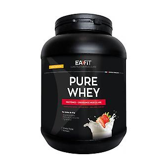 Pure Whey Strawberry 750 g of powder (Strawberry)