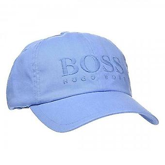 Boss Green Hugo Boss Baseball Cap Fritz Sky Blue 455 50378282
