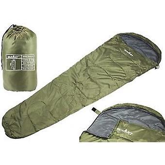 Summit Trekker mamá saco de dormir 150Gsm - verde