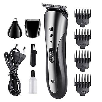 Rechargeable. Electric And Multi-function Hair Clipper Set