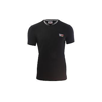 טומי הילפיגר DM0DM07472BDS אוניברסלי כל השנה גברים חולצת טריקו