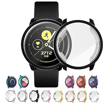 Case For Samsung Galaxy Watch Active 2 Bumper Protector Hd Full Coverage Screen