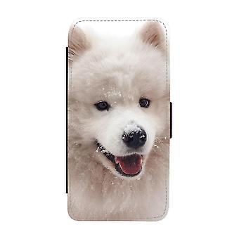 Samojedhund iPhone 12 Mini Plånboksfodral
