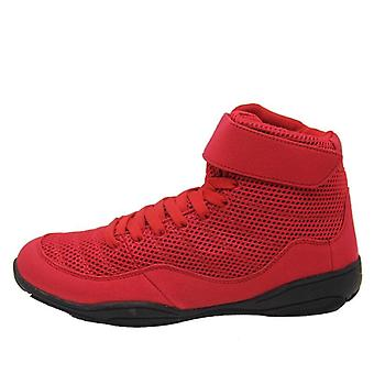 Non-slip Sneakers Professional Male Boxing Shoes Athletic Wrestling Training