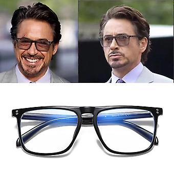 Anti Kék fény szemüveg blokkoló szűrő csökkenti szemüveg törzs clear gaming