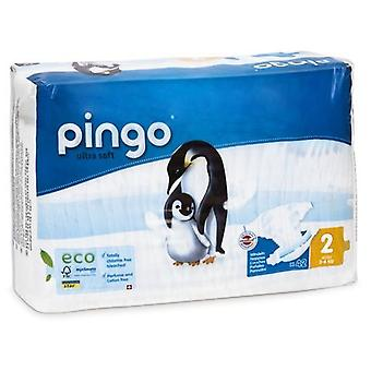 Pingo Ecological Diapers Size 2 84 Pieces