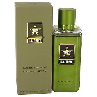 Us army green eau de toilette spray by us army 535427 100 ml