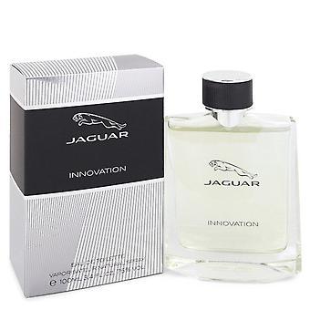 Jaguar Innovation Eau De Toilette Spray af Jaguar 3,4 oz Eau De Toilette Spray