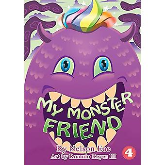 My Monster Friend by Nelson Eae - 9781925901696 Book