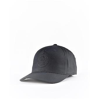 Rip Curl Men's Flexfit Cap ~ Wettie Deboss black