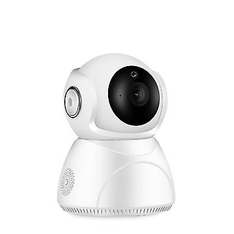 Ultra Hd Wifi Camera, Auto Tracking Home Security Ir Night Vision Audio Cctv