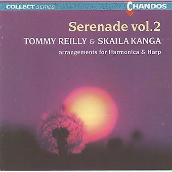Kanga/Moszkowski/Bach/Gouno - Serenade, Vol. 2 [CD] USA import