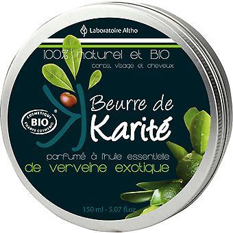 Laboratoire Altho Beurre de Karité Verveine Exótica 150 ml