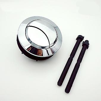 Botão do tanque de água da válvula de pressão do vaso sanitário 38 48 58mm Cmode Cistern Lid Rod Flush