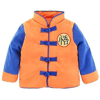 Baby Winter Jacket Cosplay Cappotto natalizio