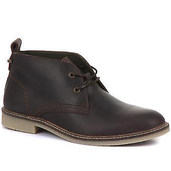 Barbour Mens Nevada Men's Chukka Boots