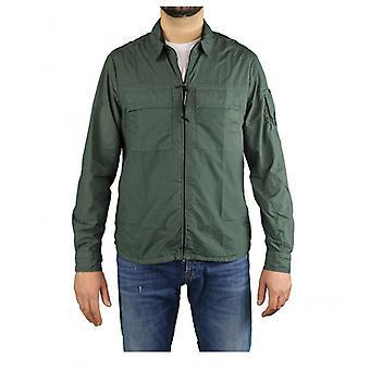 C.p. Company Military Green Shirt
