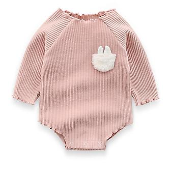 Baby Clothes, Spring Autumn Cotton Long-sleeved Bodysuit