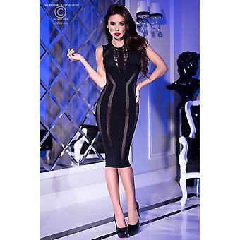 فستان قصير سلس CR4300