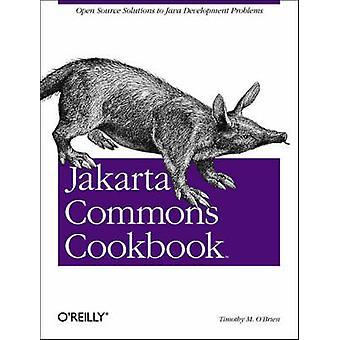 Jakarta Commons Kokbok av Timothy M. OBrien