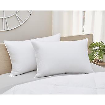 Premium Lux  Down Queen Size Medium Pillow