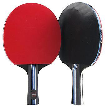 Raquetes de tênis de mesa raquetes duplas (longas)