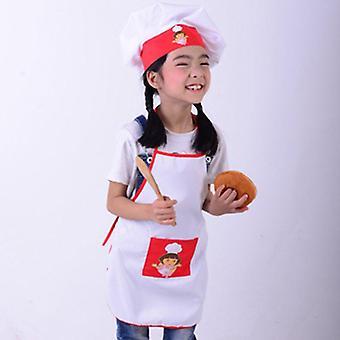 Lasten ruoanlaitto puvut