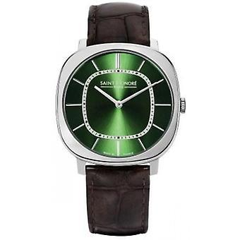 Men's Watch 8260741VIN - Brown Leather