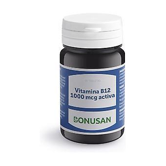 Active vitamin b12 1000 mcg 60 tablets