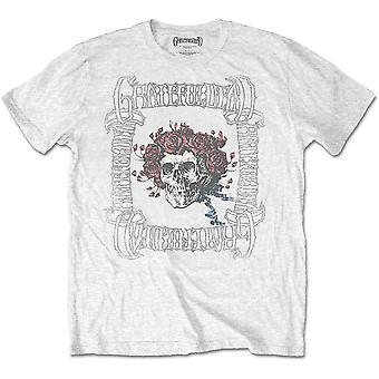 Grateful Dead - Bertha with Logo Box Men's Small T-Shirt - White