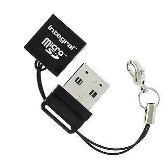 Leitor de cartão MicroSD integral
