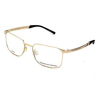 Menns Briller ramme Porsche P8333-B Golden (ø 53 mm)
