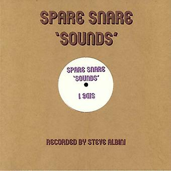 Spare Snare - 'Sounds' Recorded By Steve Albini CD