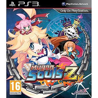 Mugen Souls Z PS3 Game