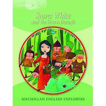 Explorers Readers 3 Snow White