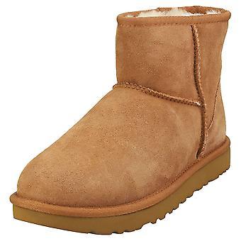 UGG Classic Mini 2 Womens Classic Boots in Chestnut