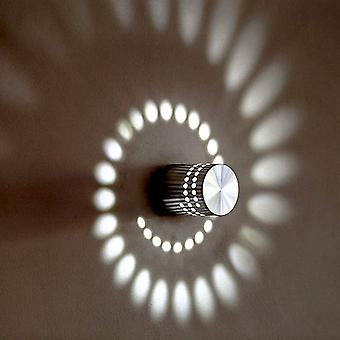Wall Lamp Interior Led Modern Effect 3w Cold White Light Aluminum Decorative Wall Lamp Atmosphere Lamp