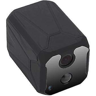 Mini Spy Cameras HD 1080P, Liten WiFi dold kamera, med rörelsedetektering och mörkerseende, hem