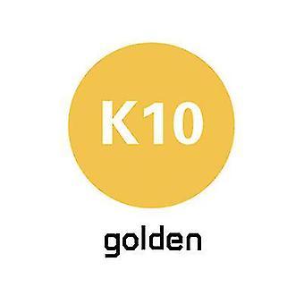 1m hossz Reklám nyomtatás Hőátadó feliratozó film ruhanyomtatás(Arany)