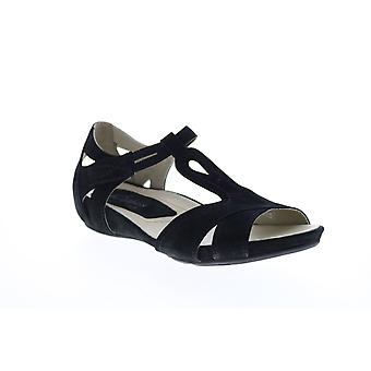 Earthies Adult Womens Ponza T-Strap Strap Sandals